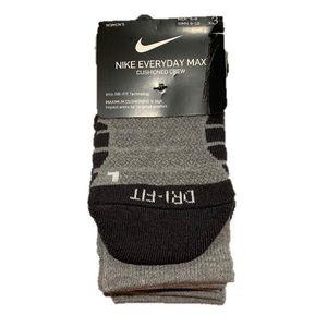 Nike Dri-Fit Socks 3-Pack